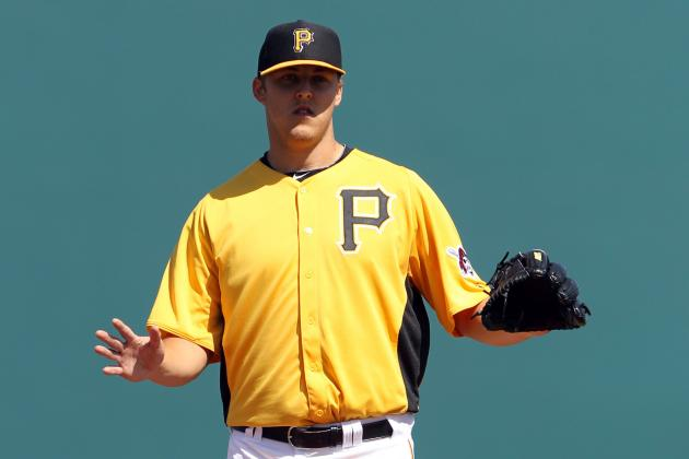 Jerry Sands Among First Pittsburgh Pirates Cuts