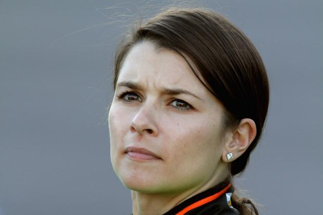 Danica Patrick Has Some Unfinished Business at Bristol