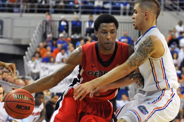 UGA's Caldwell-Pope Waiting to Weigh NBA Options