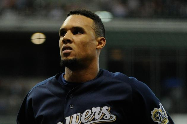 Brewers to Extend Carlos Gomez