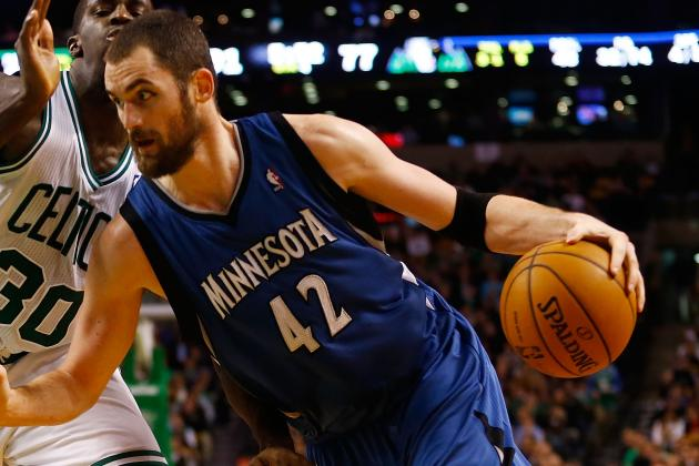 Kevin Love's Hand Needs Another 2-3 Weeks to Recover