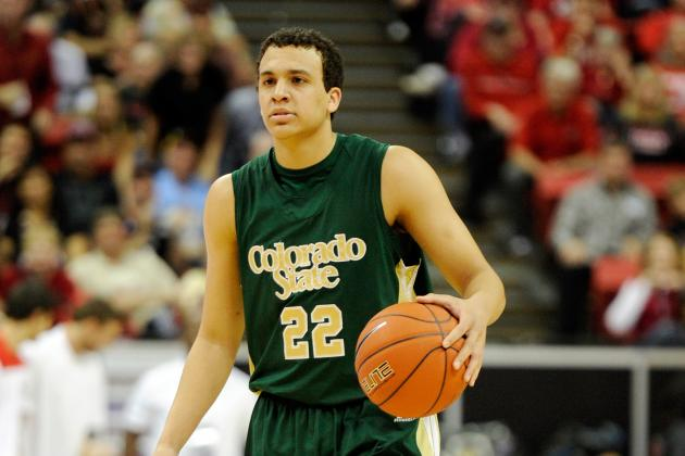 Report: Colorado State Point Guard Dorian Green out Wednesday