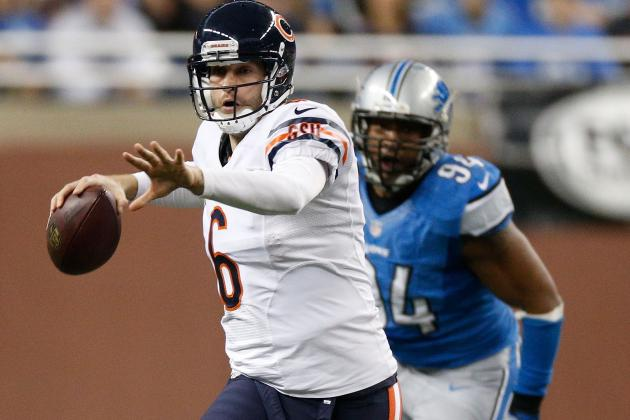 Jay Cutler Chicago Bears: Franchise's Moves Will Keep QB on the Field Long-Term