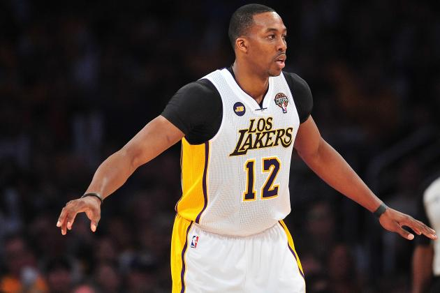 Dwight Howard Must Continue Hot Streak to Ensure L.A. Lakers' Playoff Berth