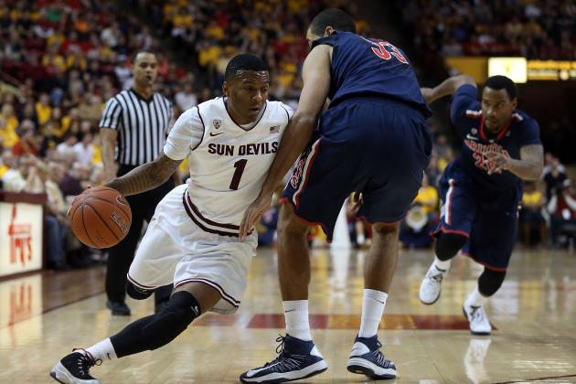 Arizona St. 89, Stanford 88