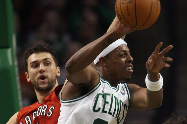 Toronto Raptors vs. Boston Celtics: Live Score, Results and Game Highlights