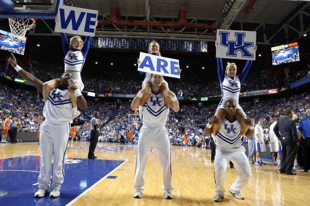 Kentucky Basketball: NCAA Bid on the Line in SEC Tournament