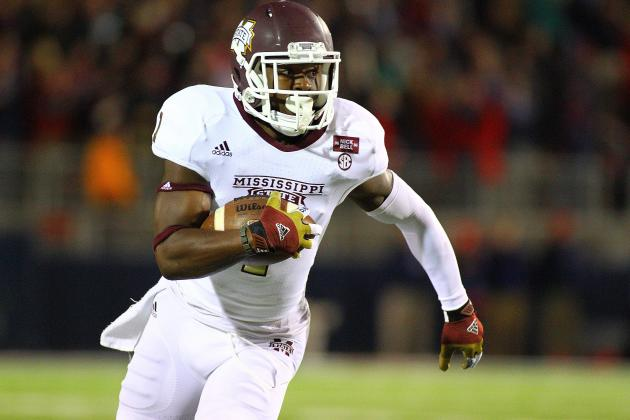 NFL Draft 2013: Electric Playmakers That Will Likely Go Undrafted