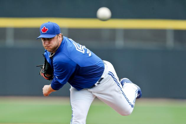 Mark Buehrle Sharp for Jays in 5-4 Loss to Pirates
