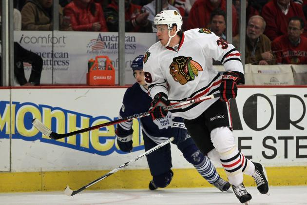 Chicago Blackhawks: What We Can Expect from Jimmy Hayes Against Columbus
