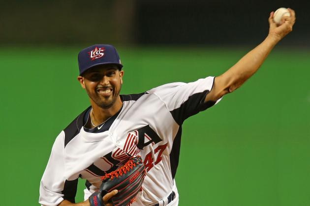 Gio Gonzalez Lives Dream Pitching for Team USA on Home Turf