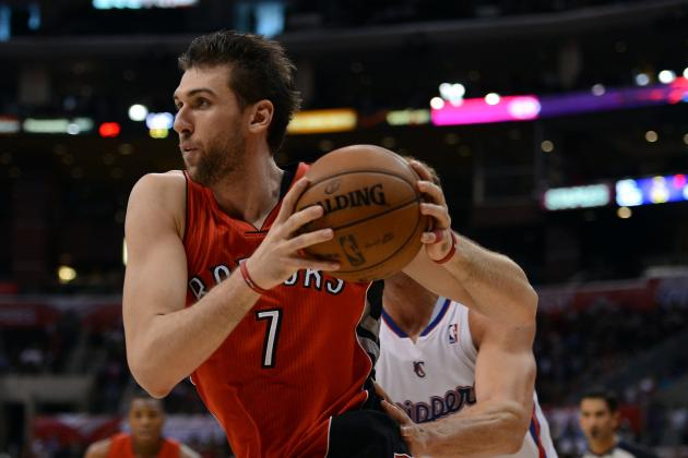 Does Andrea Bargnani Still Have a Future with Toronto Raptors?