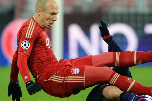 Arjen Robben Admits Bayern Munich Were Humbled by Arsenal