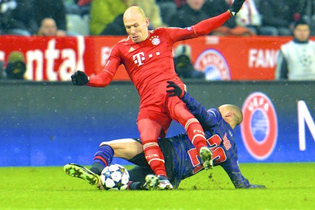 Bayern Munich Beaten by Arsenal; Labor to Lacklustre Away-Goals Victory
