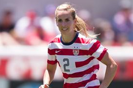 WNT Defender Heather Mitts Retires