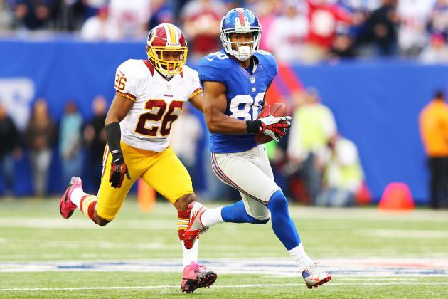 New York Giants: What Does Wes Welker Deal Mean for Victor Cruz?
