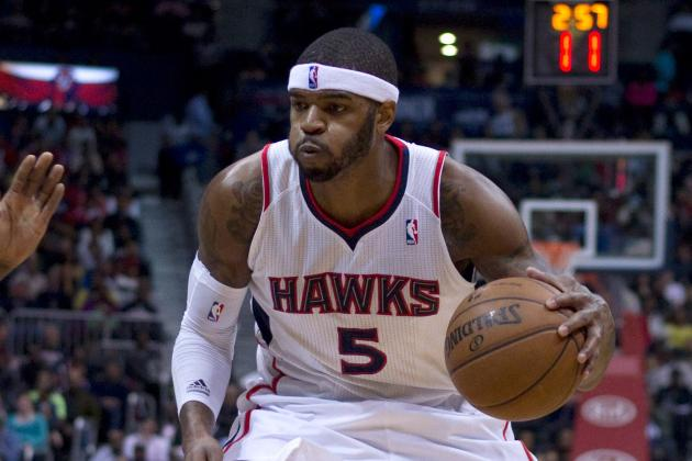 Josh Smith Injury: Updates on Hawks Star's Knee