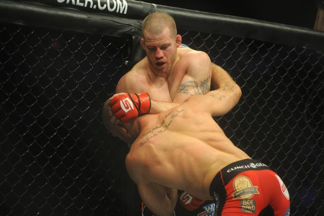 UFC 158's Nate Marquardt: 'I'm a Great Fighter, I Just Want to Prove It'