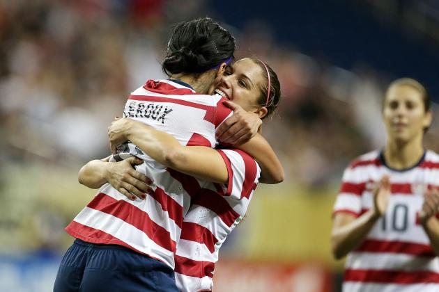 Algarve Cup 2013: United States' Dominance Shows Huge Talent Gap in WF
