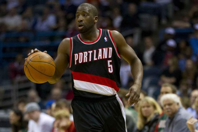 Rose Garden Should Cheer Return of Raymond Felton