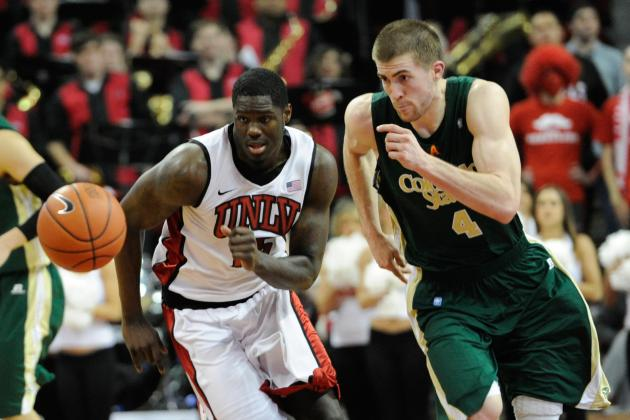 The Effort Anthony Bennett Gave Wednesday Is What UNLV Needs
