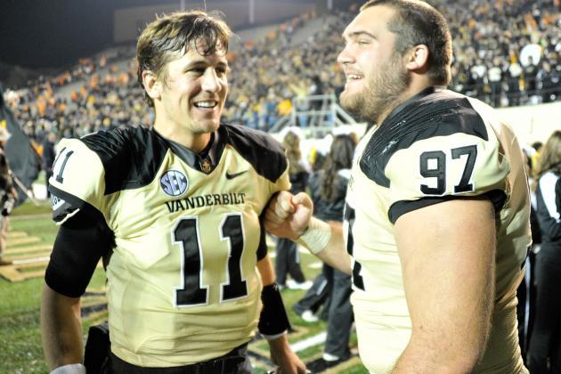 Vanderbilt's Jared Morse No Longer with Team