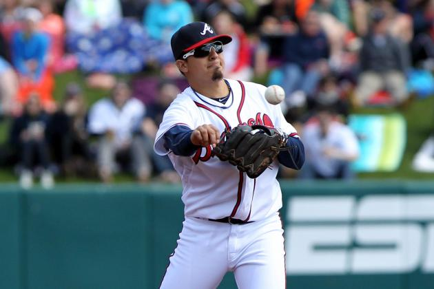 Braves Like What They've Seen from Infielder Pena