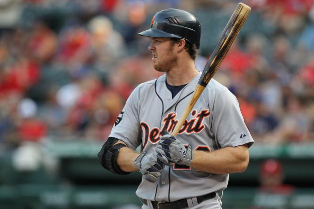 Brennan Boesch Is a Good Fit for the Boston Red Sox