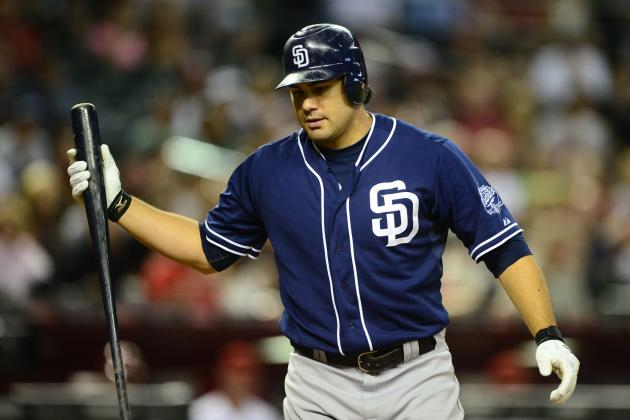 Spring pains sideline 4 key Padres