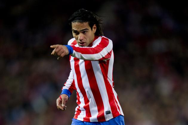 Chelsea Transfer News: Blues Wise to Pursue Radamel Falcao First in Summer