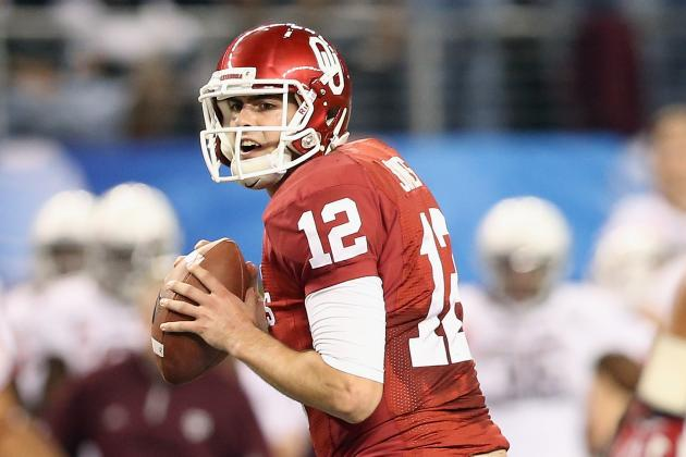 Oklahoma Football Pro Day Notebook: Landry Jones Shrugs off Tough Start