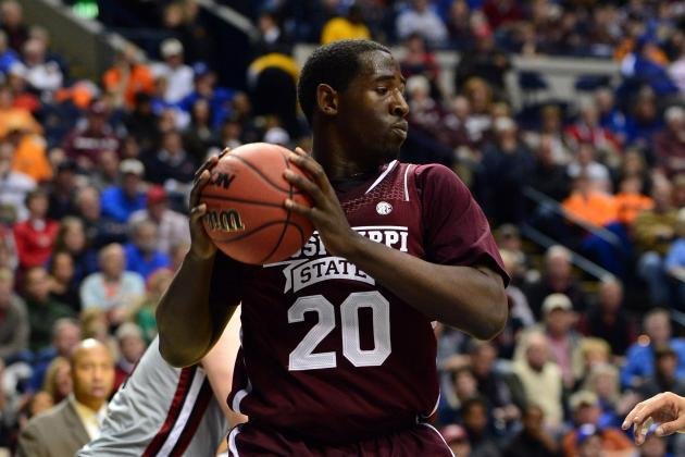 Mississippi St. 70, South Carolina 59