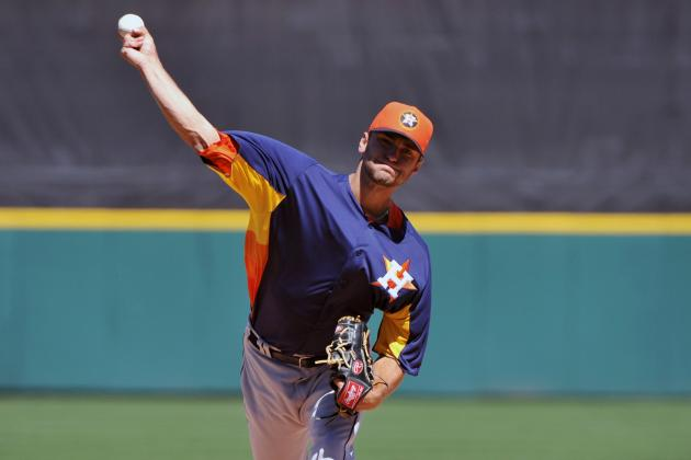 Astros Put Cosart's Big League Dream on Hold