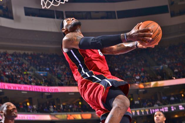 Miami Heat Extend Win Streak to 20 with Win vs. Philadelphia 76ers