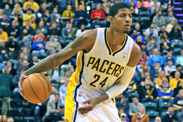 Indiana Pacers Play Without Danny Granger Proves This Is Paul George's Team