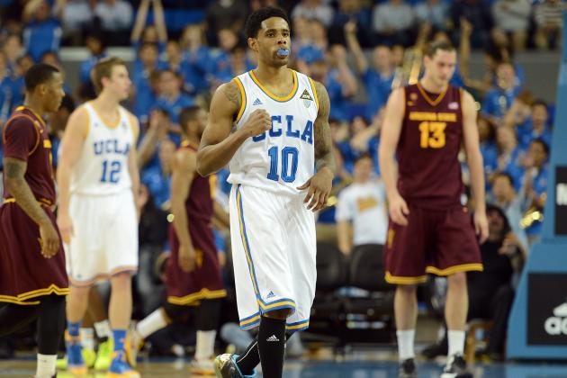 UCLA Basketball: Why Larry Drew II Is the Bruins' Key to Postseason Success