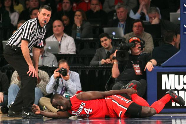 St. John's Shows Fight but Is Still Knocked out