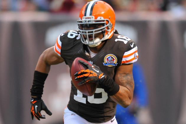 Conflicting Reports Surround Josh Cribbs' Potential Deal with Arizona Cardinals