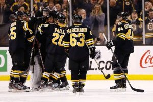 Bruins Should Not Shake Up Chemistry