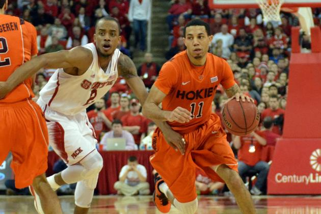 ACC Tournament Bracket 2013: Each First-Round Game's Most Intriguing Matchup
