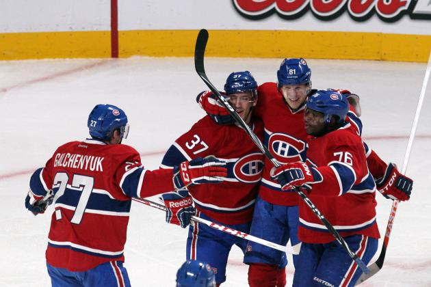 Canadiens Return Home, Upend Senators in SO