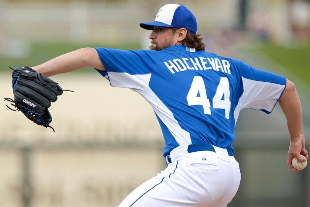 Royals Have High Asking Price on Luke Hochevar