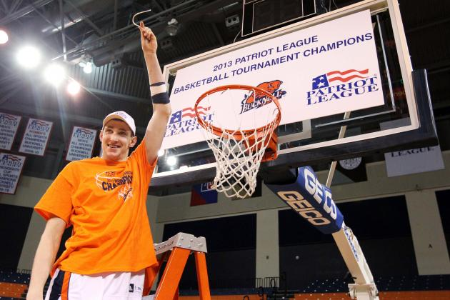Bucknell Men's Basketball Wins Patriot League Title