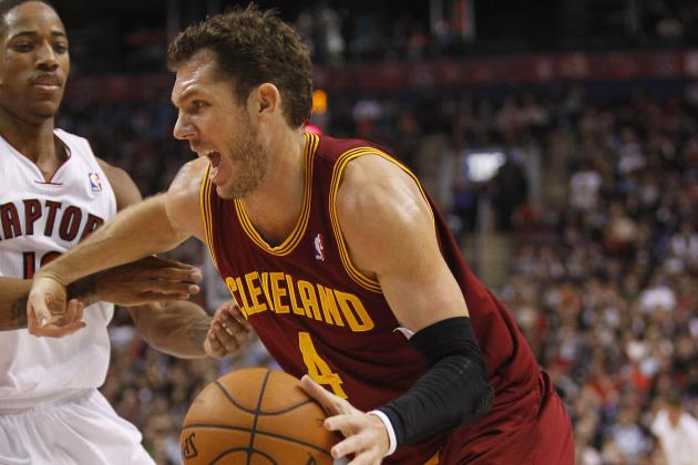Luke Walton Enjoying New Life with Cavaliers