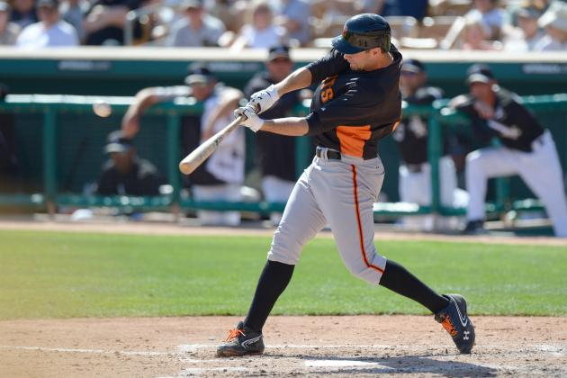 Full Update of Surprises, Busts and Injuries at San Francisco Giants Camp