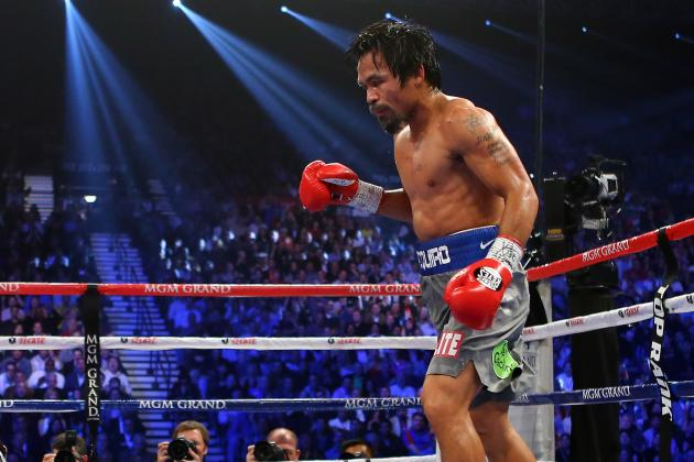 Blueprint for Manny Pacquiao to Repair His Legacy in 2013