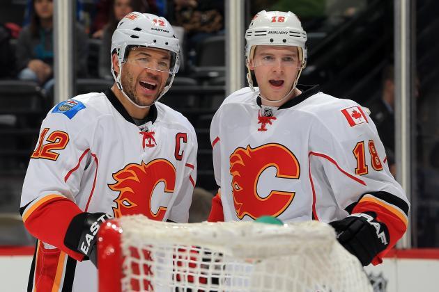 Calgary Flames Midseason Awards