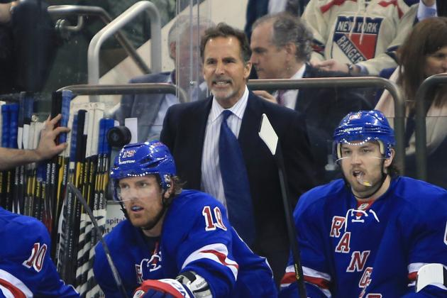 NY Rangers Look to Move Past Loss in Buffalo with Lively Practice in Winnipeg