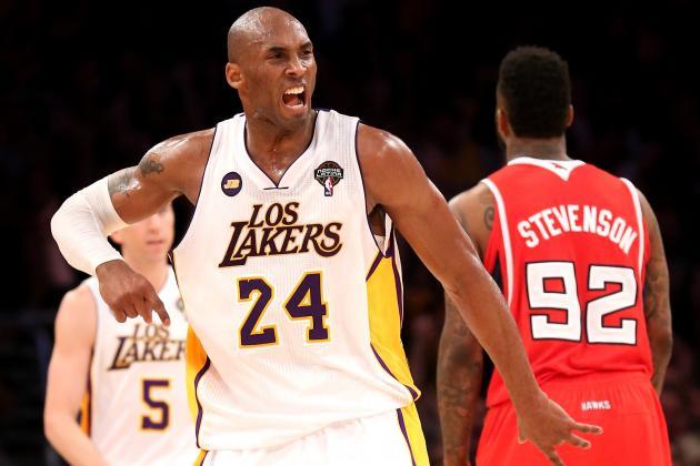 Is Kobe Bryant Having His Best Season of All Time?