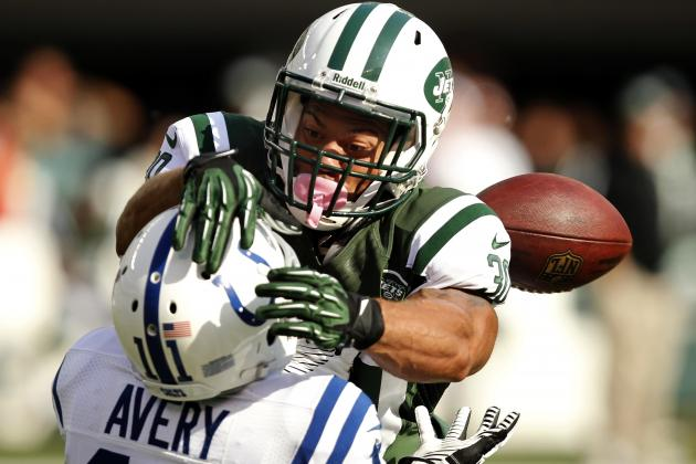 Indianapolis Colts Reportedly Sign S LaRon Landry